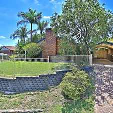 Rental info for SPACIOUS FAMILY HOME IN MCDOWALL - SORRY, NO PETS in the Brisbane area