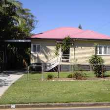 Rental info for Positioned In Great Area