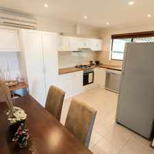 Rental info for MODERNISED DUPLEX in the Perth area