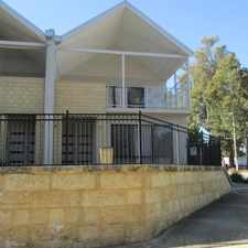 Rental info for STUNNING MODERN HOME in the Perth area