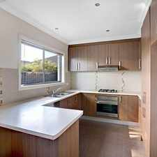 Rental info for Stylish living in the Lakes in the Melbourne area
