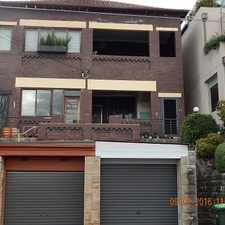 Rental info for HUGE 3 BEDROOM SEMI LIKE APARTMENT - SMALL ART DECO BUILDING in the Coogee area