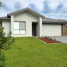 Rental info for Application approved!.........As New Family Home in the Morisset - Cooranbong area