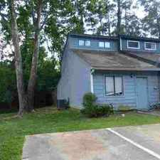 Rental info for 2324 Sandpiper St Tallahassee Two BR, Corner townhouse in