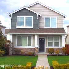 Rental info for 2503 - 85th Drive NE