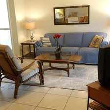 Rental info for Two Bedroom In St. Johns County