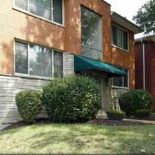 Rental info for Parkshire Apartments in the St. Louis Hills area