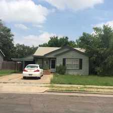 Rental info for 3316 28th Street in the Lubbock area