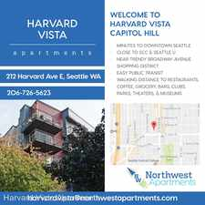 Rental info for 212 Harvard Ave E. in the Seattle area