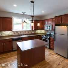 Rental info for 816 Warren Street Apt. 3A