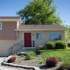 Rental info for Very Well Kept 2 Bedroom, 1 Bath Duplex With Si...