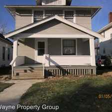 Rental info for 3602 Bowser Ave