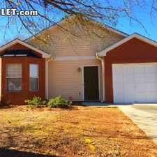 Rental info for $949 3 bedroom House in Rockdale County Conyers