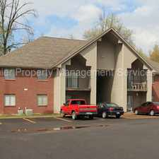 Rental info for Spacious two bedroom in Shepherdsville!