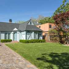 Rental info for 1181 Forest Avenue