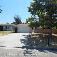 Rental info for 3623 N. Mayfield Ave