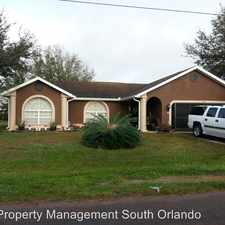 Rental info for 400 Cocoa Ct