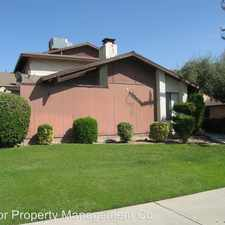 Rental info for 4404 Tierra Verde St #B in the Bakersfield area