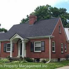 Rental info for 126 Barberry Lane in the Lexington-Fayette area