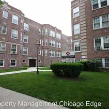 Rental info for 7016 N Sheridan Road Unit 2D in the Chicago area