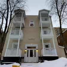 Rental info for 178 Clarence Street in the Rideau-vanier area