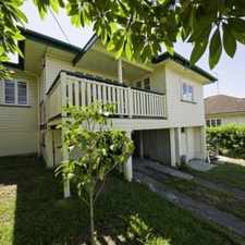Rental info for SPACIOUS POST WAR HOME WITH PETS WELCOME AND A WEEKS FREE RENT! in the Mitchelton area