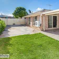Rental info for SOLAR! AIR CON! SIDE ACCESS! PETS CONSIDERED! - VIEW NOW!