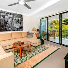 Rental info for SPACIOUS MODERN 2 BEDDER