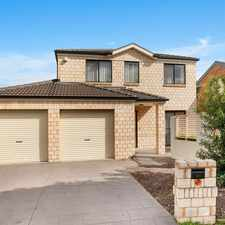 Rental info for Gorgeous Family Home in the Wollongong area