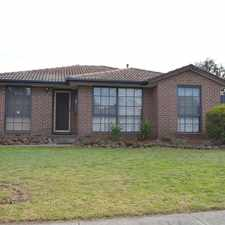 Rental info for 3 BEDROOM HOME IN QUIET COURT LOCATION! in the Melbourne area
