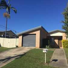 Rental info for Side Access! 3 Bedrooms! Central to everything! Available Now! in the Albany Creek area
