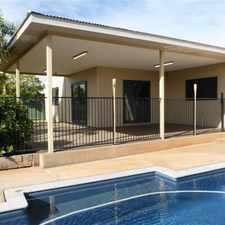 Rental info for Fantastic location, pool, study & theatre room!