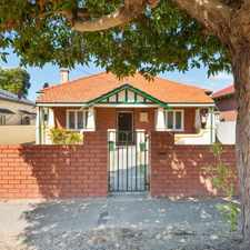 Rental info for Lovely Classic Character Inglewood Home with 3 sleeping units and a double lock up garage