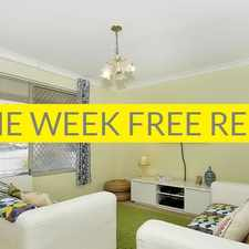 Rental info for ONE WEEK FREE RENT in the Perth area
