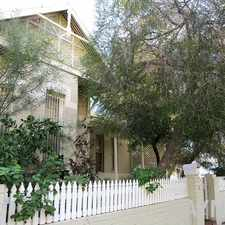 Rental info for Beautifully Presented Character Home in the Northbridge area