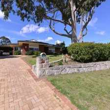 Rental info for Great Family Home in Ideal Location
