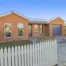 Rental info for Modern, Stylish & Convenient Townhouse. in the Geelong area