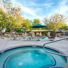 Rental info for $2500 3 bedroom Townhouse in Scottsdale Area in the Phoenix area