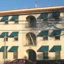 Rental info for 109 W Anapamu St #Unit #9 in the West Downtown area
