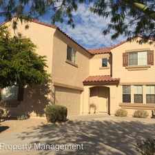 Rental info for 17554 W Agave Ct