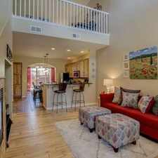 Rental info for $2995 4 bedroom Townhouse in Arapahoe County Littleton in the Highlands Ranch area