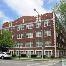Rental info for ( 67th & Sacramento ) Excellent 1 Bedroom *MUST SEE* Lee Woods 7734414275 in the Marquette Park area