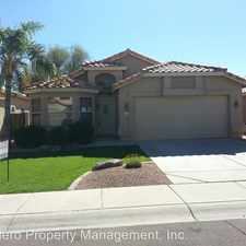 Rental info for 1057 W. Jeanine Drive 21196644-001 in the Tempe area