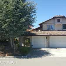 Rental info for 4115 Canyon Crest Road West