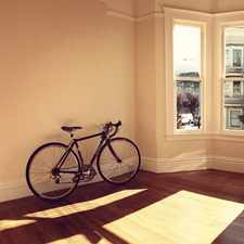 Rental info for Frederick St & Ashbury St in the Buena Vista area