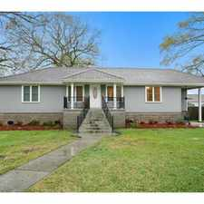 Rental info for 1206 Dilton Street in the Kenner area