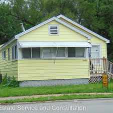 Rental info for 1825 Martin Luther King Drive