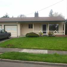 Rental info for 5805 SW Tucker Ave in the Vose area