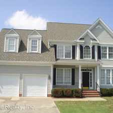 Rental info for 2412 Brister's Spring Way