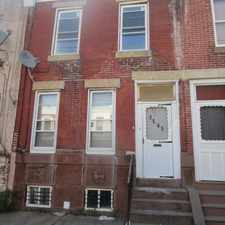 Rental info for 1545 S. 26th St. in the Point Breeze area